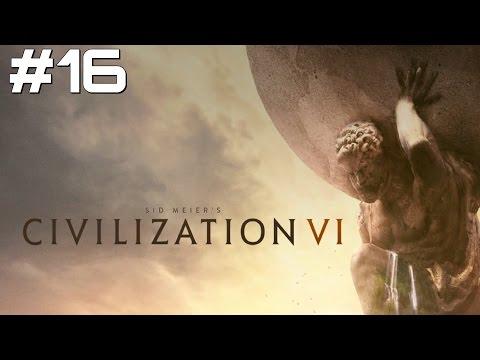 Let's Play Civilization 6 - Part 16 |