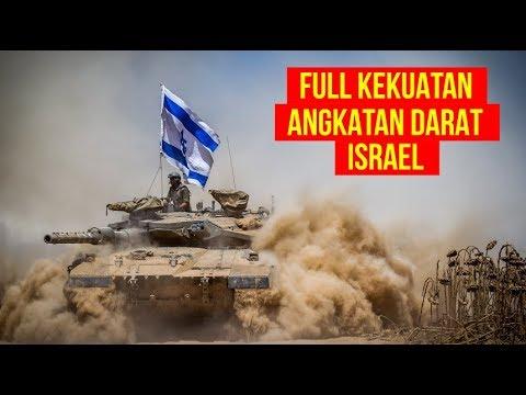 [FULL] Kekuatan Angkatan Darat ISR4EL