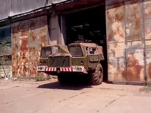 МАЗ 543 (2) Soviet MAZ 543 HURRICANE