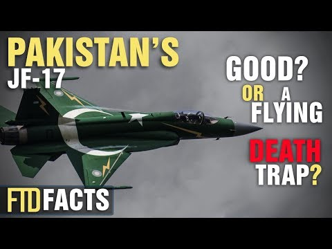10+ Incredible Facts About JF-17 THUNDER Fighter Jet