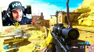 GAMEPLAY au SNIPER sur Call of Duty: MODERN WARFARE !! (COD 2019 Multijoueur)