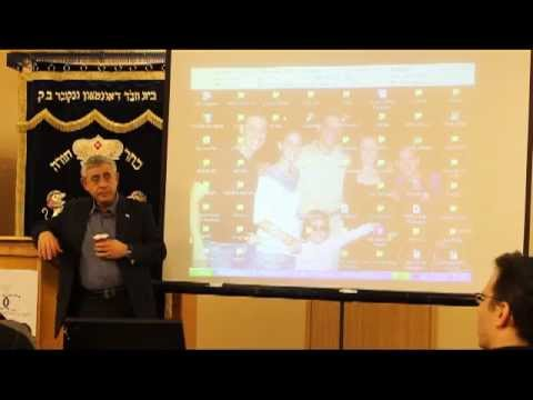 Dr. Mordechai Kedar - Jerusalem