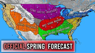 Official Spring Forecast 2020
