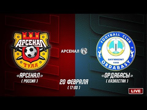 Arsenal Tula Ordabasy Goals And Highlights