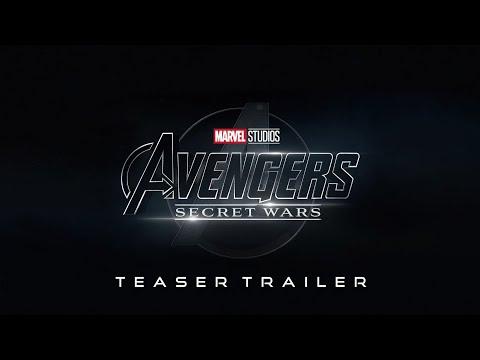 avengers-5:-secret-wars-(2022)-teaser-trailer-concept- -tom-holland,-chris-hemsworth-marvel-movie
