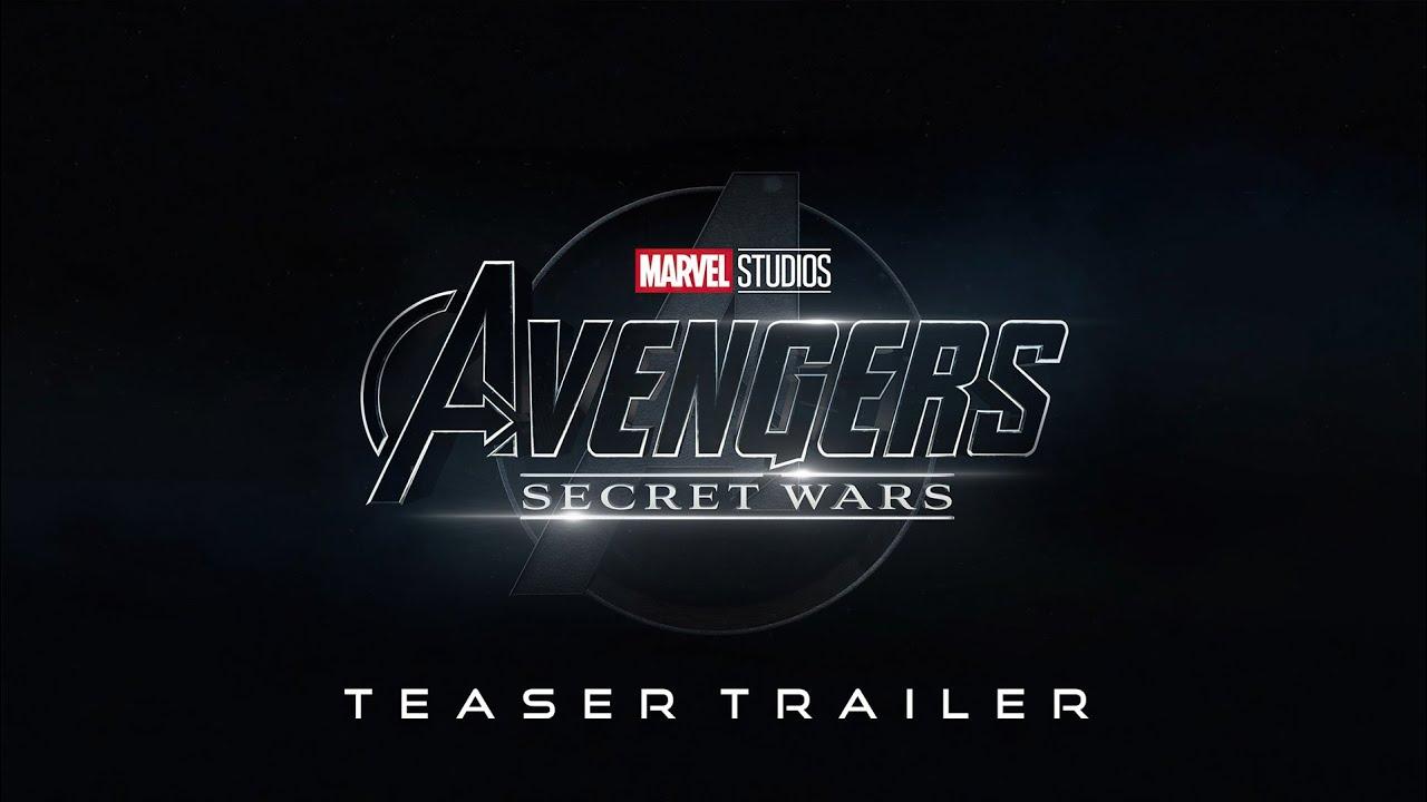 Download AVENGERS 5: SECRET WARS (2022) Teaser Trailer Concept | Tom Holland, Chris Hemsworth Marvel Movie