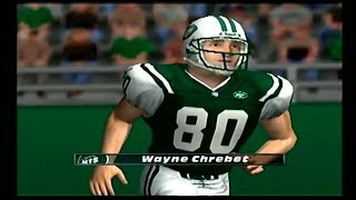 Madden NFL 2001 | Indianapolis Colts vs New York Jets (1st Half)