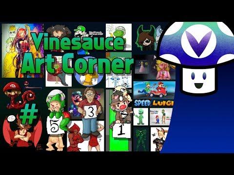 [Vinebooru] Vinny - Vinesauce Art Corner (part 531)