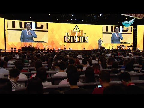 City Harvest Church: Dale Bronner - The Danger Of Distractions