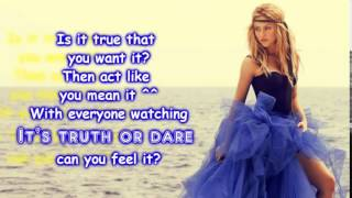 Shakira Dare lala Brazil 2014 FIFA World Cup Song (HQ Official Audio) Lyrics Video