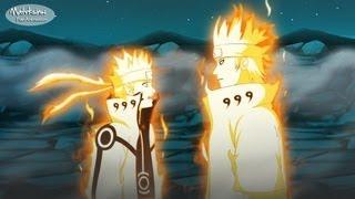 Repeat youtube video Minato and Naruto vs Obito