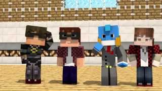 Top 10 Minecraft Animations April 2014