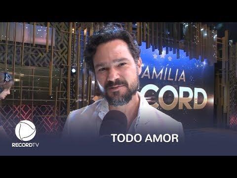 Todo amor do ator Gabriel Gracindo para nós