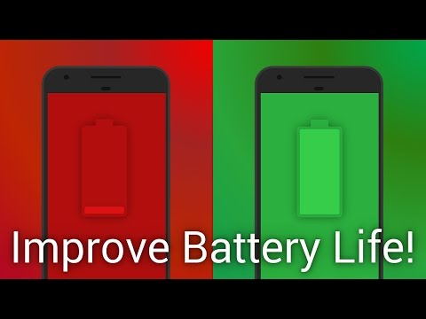 Double Your Android Device's Battery Life!
