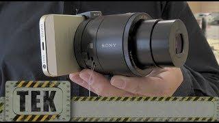 Sony QX100: análisis