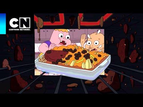 Cocinando con Clarence | Clarence | Cartoon Network