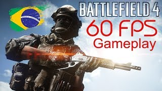 BATTLEFIELD 4 PC - Primeira Gameplay ! (60 FPS)