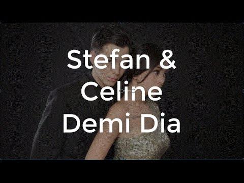 Lagu Demi Dia - Stefan William Ft. Celine Evangelista (Lyric)