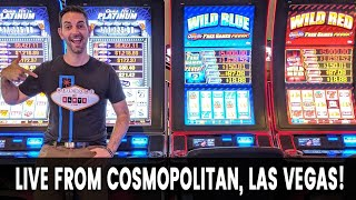 🔴 LIVE from Cosmopolitan with MARCO 🎰 LAS VEGAS SLOTS with BCSlots #AD