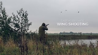EAST YORKSHIRE WING SHOOTING!