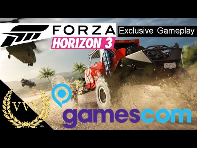 Forza Horizon 3 Gameplay - Including No Assists
