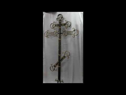 Кресты кованые купить или заказать в Барнауле www.gefest-barnaul.tiu.ru