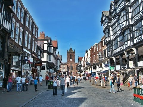 CHESTER: a video tour
