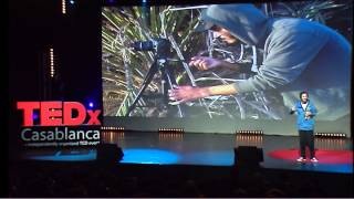 Mon tour du Maroc à pied | Anass Yakine | TEDxCasablanca