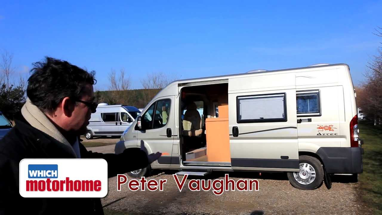 Van Conversion Review Devon Aztec Which Motorhome Magazine