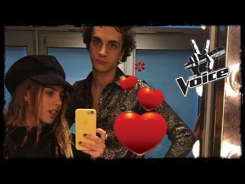 The Voice 7 :  Liv Del Estal et Xam Hurricane ont été en couple !