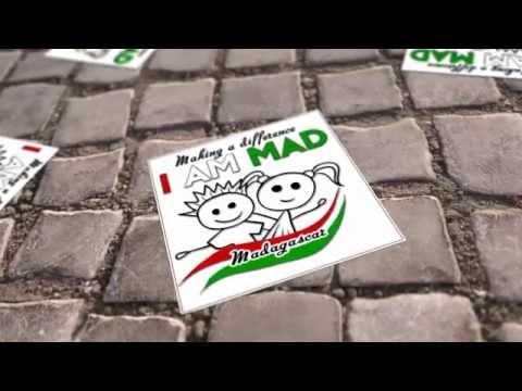 I am MAD MADAGASCAR Malagasy 2015 Food Drive
