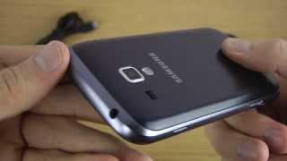 видео Samsung Galaxy Trend