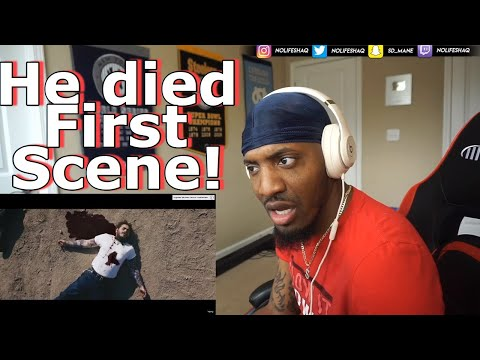 """HE CAME BACK ALIVE!  Post Malone - """"Goodbyes"""" Ft. Young Thug (Rated R) (Reaction)"""