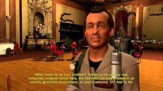 Ghostbusters: The Video Game PC Gameplay *HD* 1080P Max Settings
