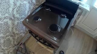 Обзор газовой плиты Gefest 3200-08 К86