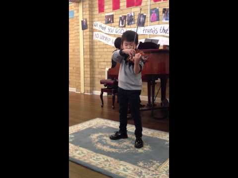 Polish dance by Edmund Severn-Christian Li (7 yrs Old)