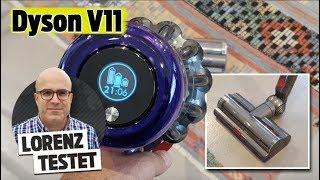 Dyson V11: Das kann der neue Super-Sauger (Lorenz testet)
