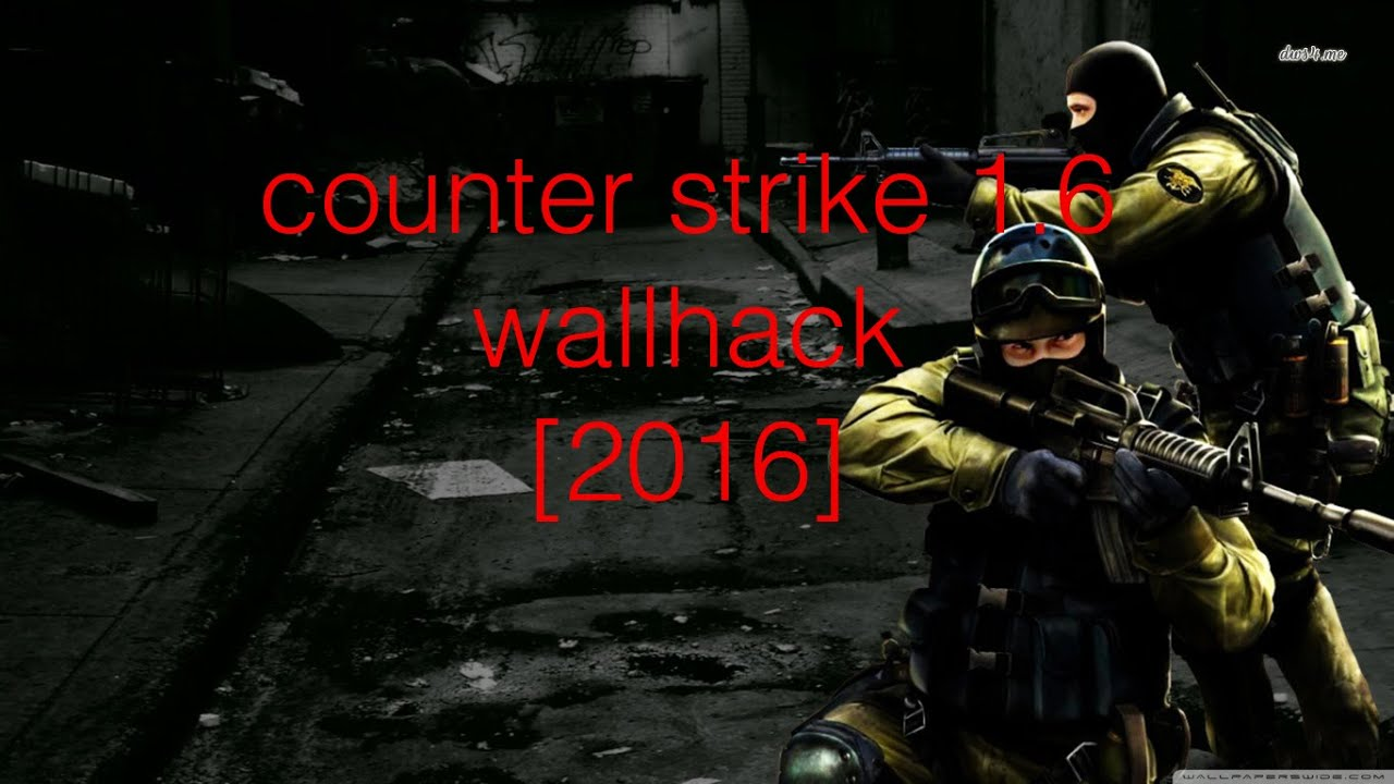 counter strike wall hacks 1.6 free download