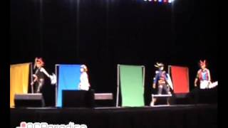 Fanime 2012 Yugioh cosplay skit - It's Your Move