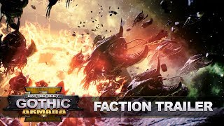 Battlefleet Gothic: Armada 2 - Faction Trailer