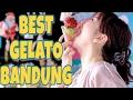 Best Gelato in Bandung - Lets Go Gelato - Vlog Myfunfoodiary