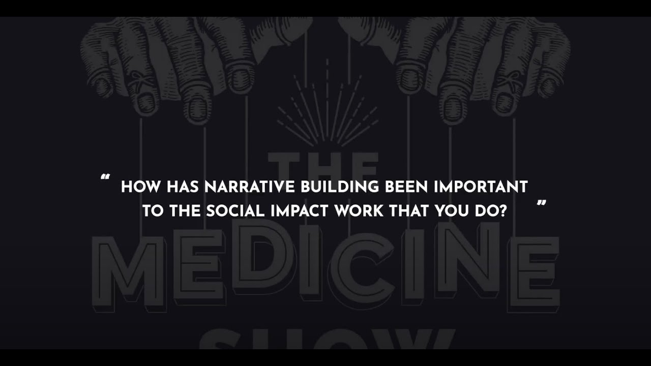 The Medicine Show presents OUR VOICE - Brittany Young x Erricka Bridgeford conversation