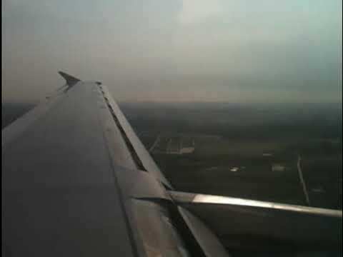 China Southern Airlines CAN.ZGGG Baiyun Airport Landing