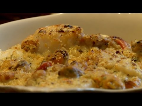 Le Gratin De Fruits De Mer Youtube