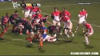 Tries in France 2011 2012 day 17 Biarritz - Toulouse