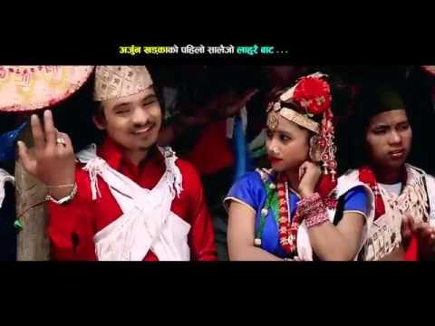 New Nepali Salaijo Song 2073 Lahurai Bata...