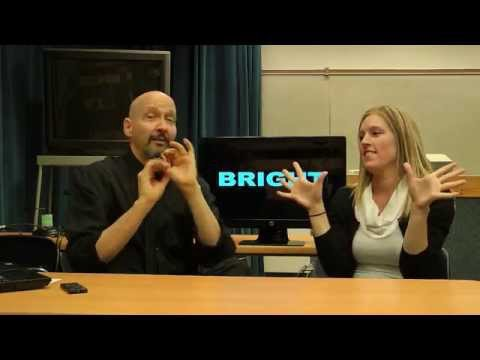 American Sign Language - ASL Lesson 26