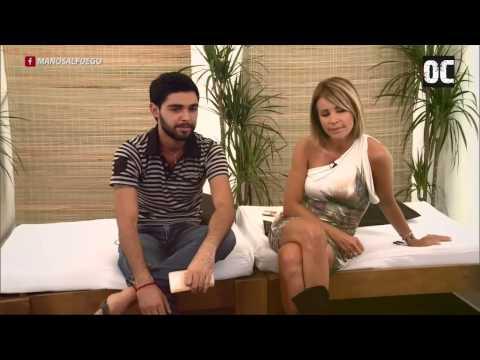 Manos al Fuego - Eduardo y Karina HD