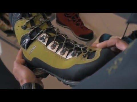 Как создают обувь LOWA для активного отдыха