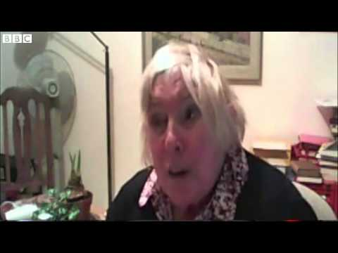 Fay Weldon Pays Tribute To Doris Lessing 18/11/2013